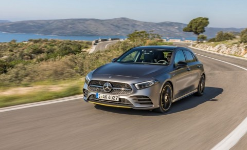Mercedes-Benz A-class New Model in 2018