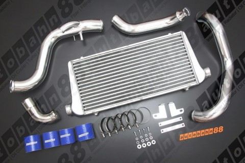 Intercooler complete kit for Nissan Silvia S14 S15 SR20DET - CARP010