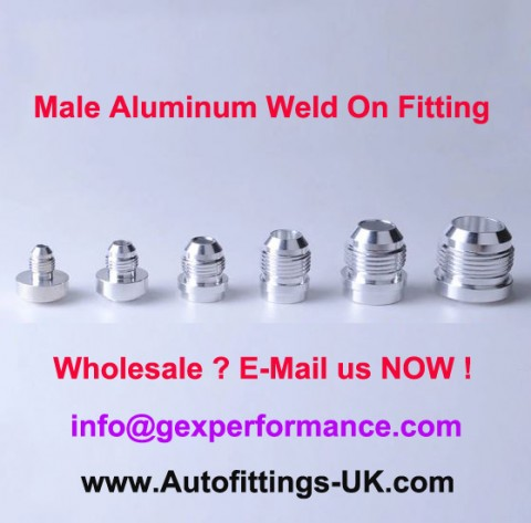 Male Aluminum Weld On Fitting Wholesale